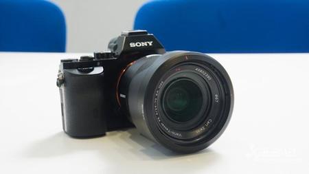 Sony A7S, toma de contacto