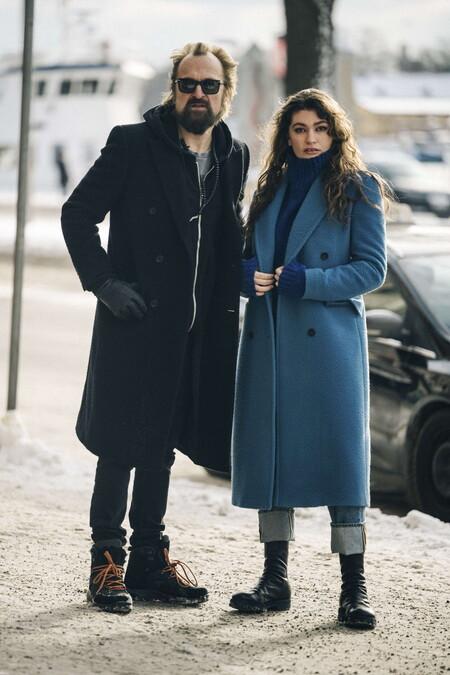 El Mejor Street Style De La Semana Estocolmo Semana De La Moda 04