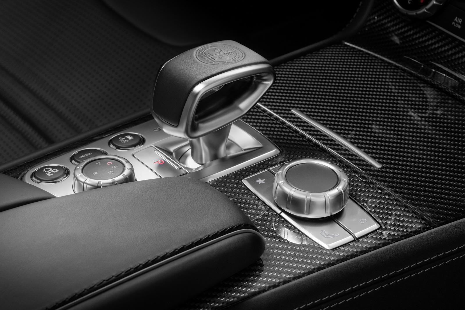 Foto de Mercedes-Benz SL 2016 (31/32)
