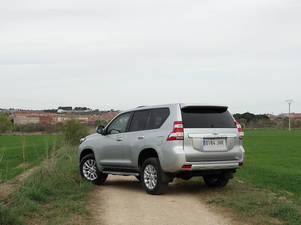 Foto de Probamos el Toyota Land Cruiser 180D, todas las imágenes del exterior (21/32)
