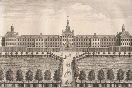 Bethlem En 1723