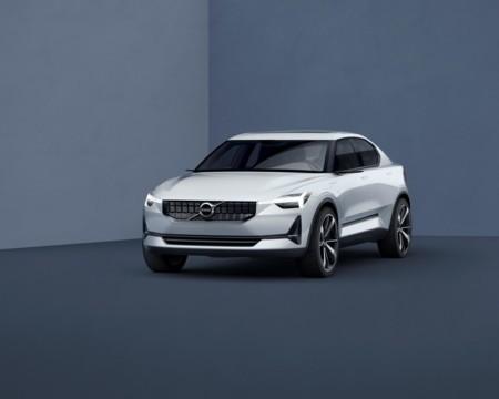 Volvo Concept 40, así quiere la marca sueca plantar cara a los Serie 1, A3 y Clase A