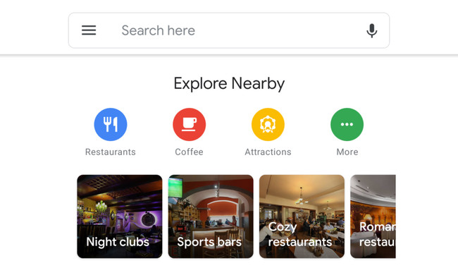 La nueva interfaz de Google Maps para Android comienza a llegar a los usuarios