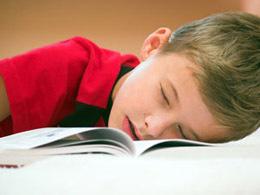 La falta de sueño puede hacer que los niños engorden