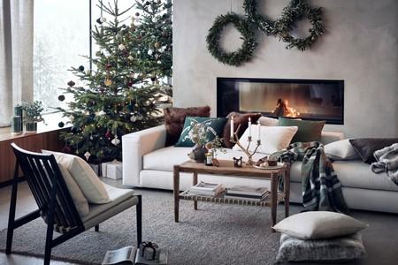 La Navidad para H&M Home es verde, naturalmente