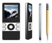 Reproductor de MP3 del tamaño del nano