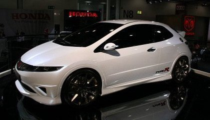 Honda Civic Type-R Concept y Type-S en Londres