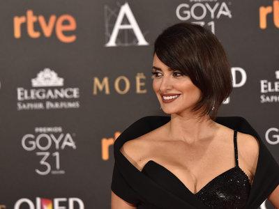Los mejores recogidos de los Premios Goya 2017