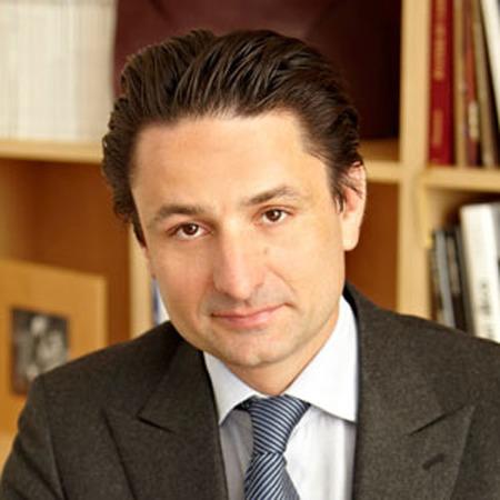 Retrato Axel Dumas