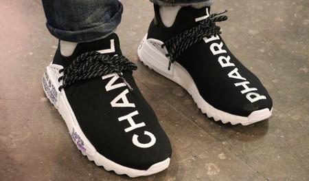 Chanel Pharrell Adidas