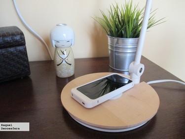 ¿Cómo funciona la colección Home Smart de IKEA con carga inalámbrica? ¡La probamos!