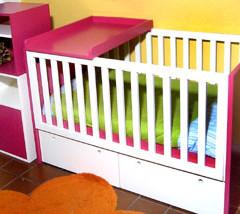Foto 3 de 7 de la galería elegir-color-paredes-infantiles en Decoesfera