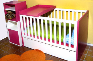 Foto de elegir color paredes infantiles (3/7)