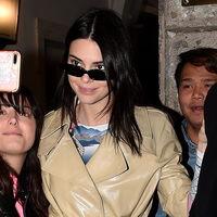 Kendall Jenner y Hailey Baldwin tienen dos visiones muy diferentes de cómo combinar un abrigo beige