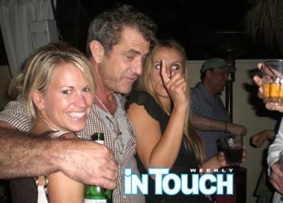 Mel Gibson: Esta noche no me acuesto que vengo de borrachera