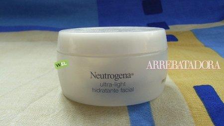 Probamos la crema de día y contorno de ojos Ultra-Light de Neutrogena