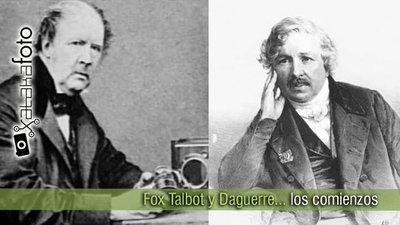 Daguerrotipo y calotipo: Los comienzos de la fotografía