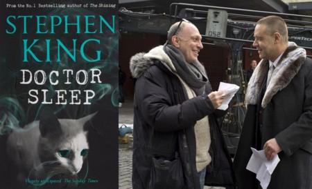 'Doctor Sueño': Akiva Goldsman adaptará al cine la secuela de 'El resplandor'