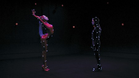 Holy Motors Motion Capture