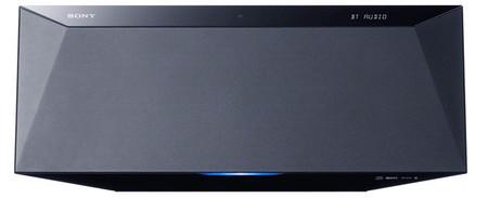 Los nuevos altavoces de Sony vienen con WiFi, Bluetooth y NFC