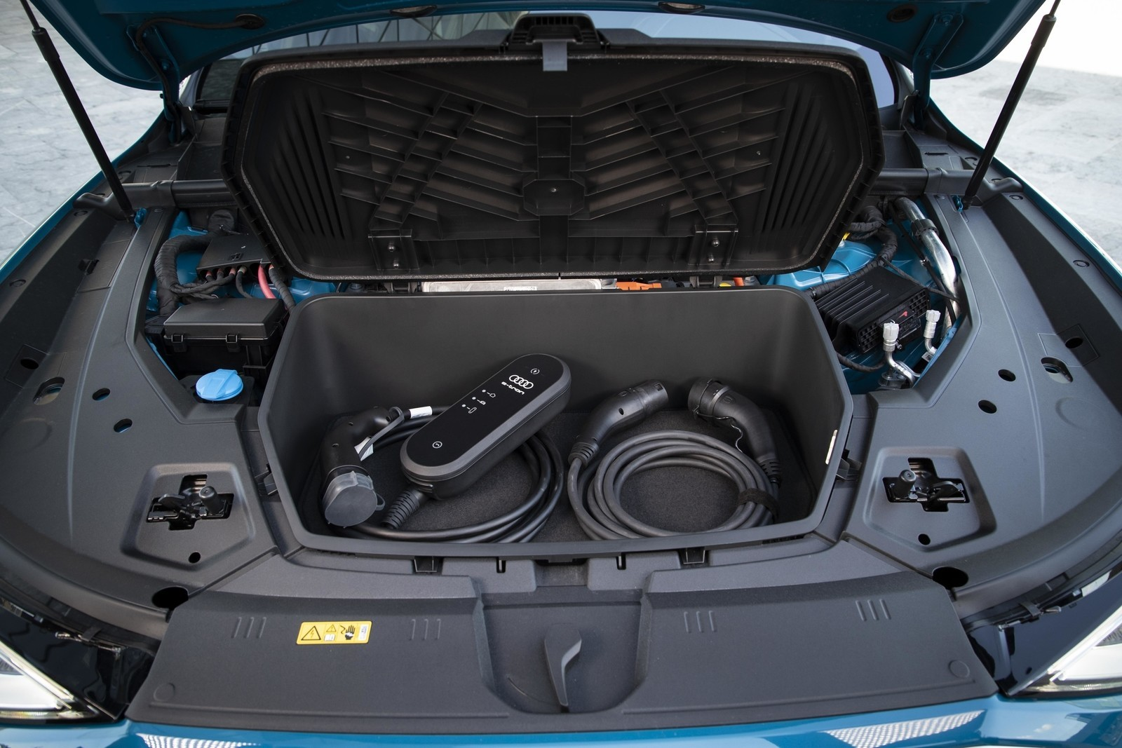 Foto de Audi e-tron (67/111)
