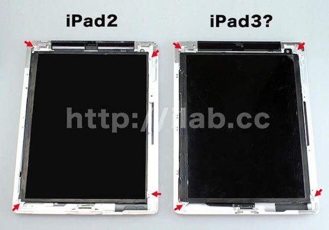 Fotos filtradas de un supuesto iPad 3