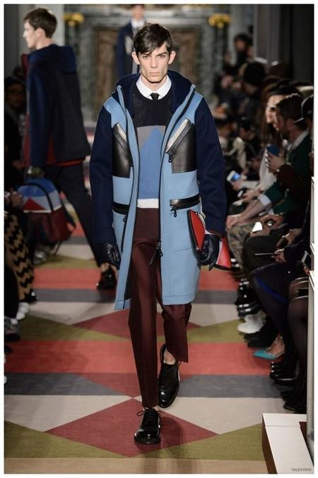 Valentino Men Fall Winter 2015 Menswear Collection 022