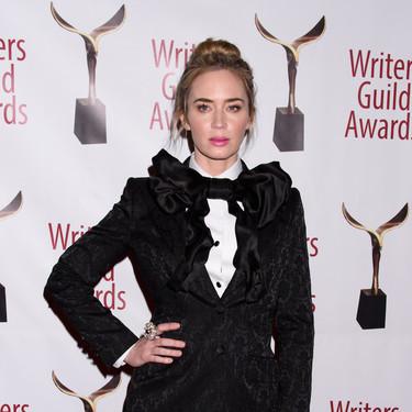 El negro y el metalizado, protagonistas ineludibles en los looks de alfombra roja de los premios WGA