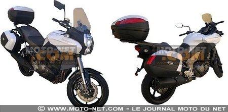 Kawasaki Versys 1000 ¿Nueva Maxi-Trail verde?