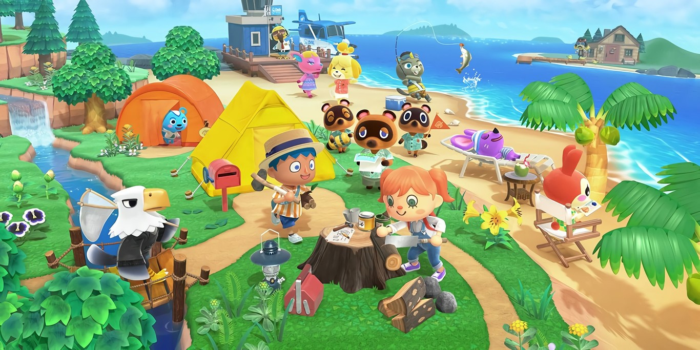 Animal Crossing: New Horizons:, lo mejor para El Gaming en 2020