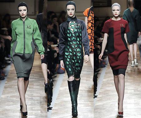 Miu Miu Otoño-Invierno 2008/09 en la Semana de la Moda de París