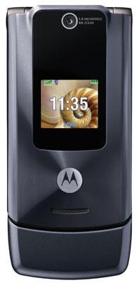 Motorola W510 por Victorio y Lucchino para Orange