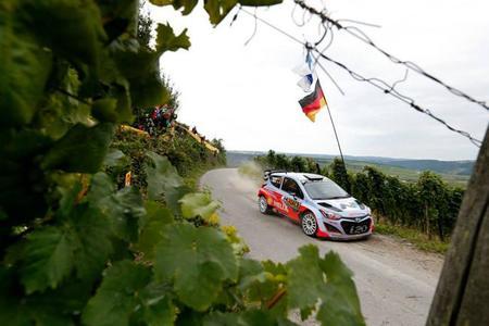 Rallye de Alemania 2014: Thierry Neuville asalta el podio