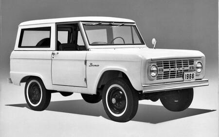 Que Tanto Sabes De Ford Bronco