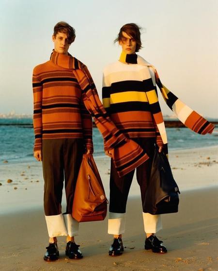 Las 7 tendencias de moda masculina que debes conocer antes de que llegue la primavera