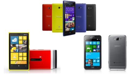 La primera oleada de Windows Phone 8 llega este mismo fin de semana