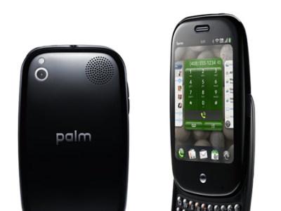 Palm Pre, precio y disponibilidad en Estados Unidos