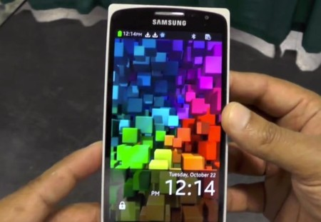 Samsung Z9005 Redwood, el teléfono Tizen en vídeo