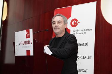 Se desestima la demanda contra Ferran Adrià