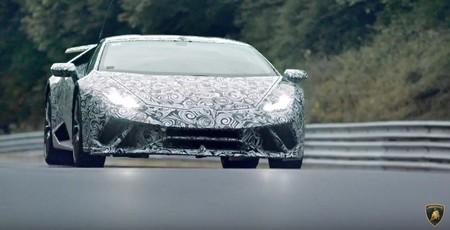 El Lamborghini Huracán Performante llegará con un récord en Nürburgring bajo el brazo (y este vídeo lo demuestra)