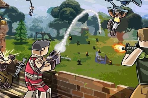 'Fortnite' es el nuevo 'Minecraft'