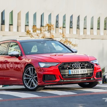 Probamos el Audi S6 Avant TDI: un coche familiar con aliño deportivo y 349 CV a base de diésel