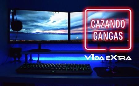 Las 20 mejores ofertas de accesorios, monitores y PC gaming (Logitech, ASUS, HP Omen...) en nuestro Cazando Gangas