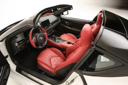 Toyota Gr Supra Sport Top 11