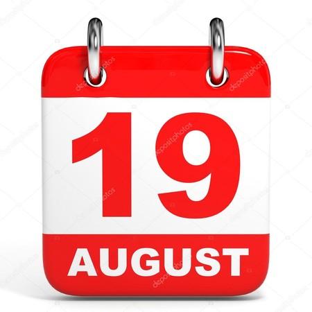 19 de agosto
