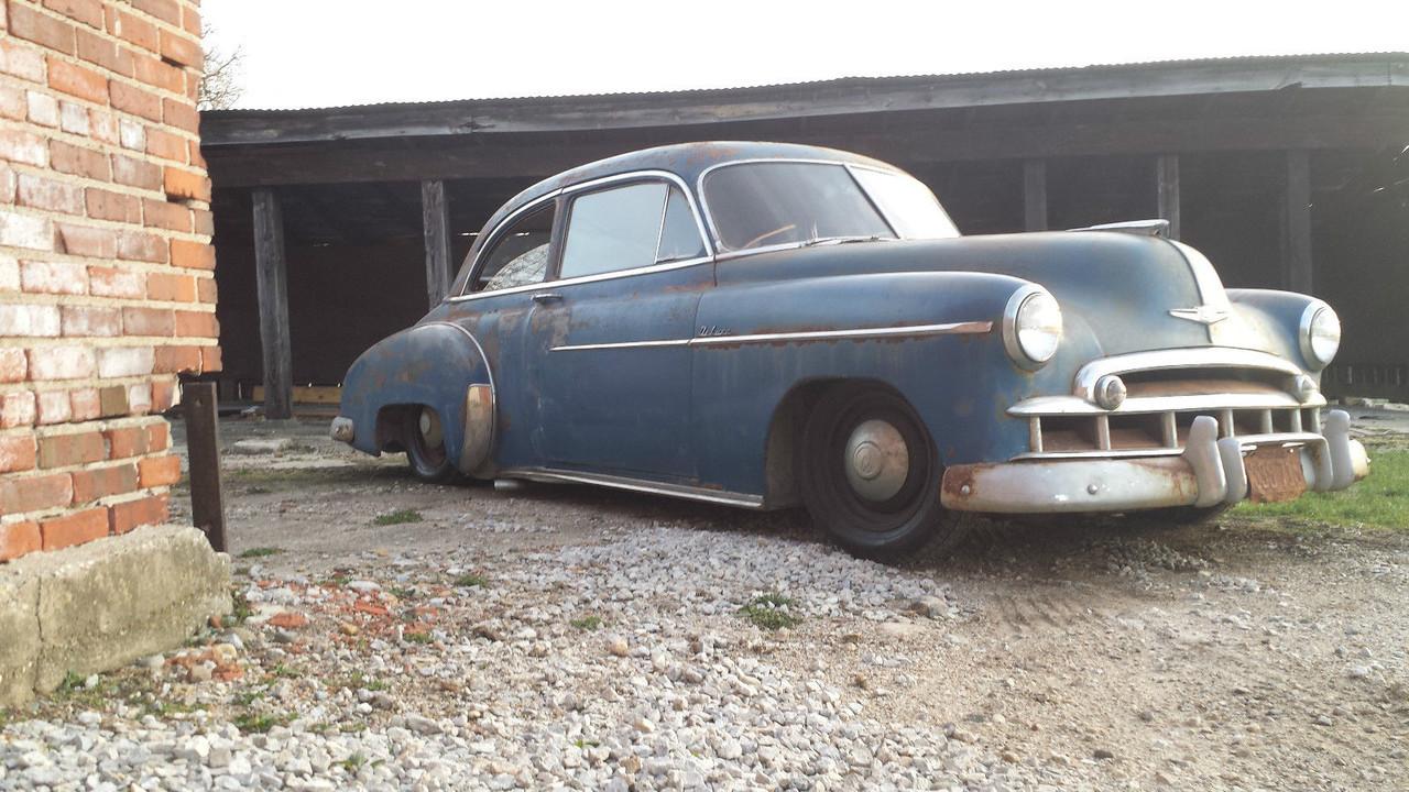 Foto de 1949 Chevrolet DeLuxe (11/22)