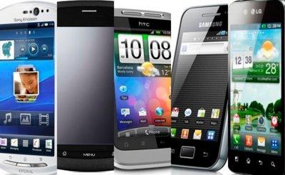 Cinco teléfonos de entrada ideales para introducirse en Android
