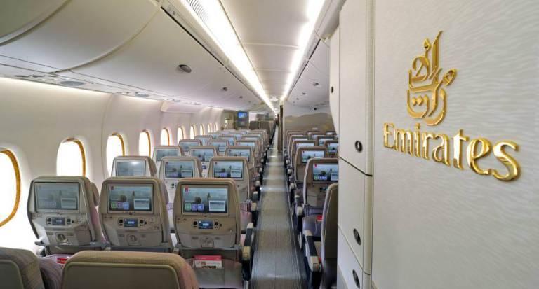 Foto de Emirates Airbus (1/7)