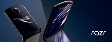 Nuevo razr ya está aquí: la leyenda regresa como el ambicioso smartphone plegable de Motorola