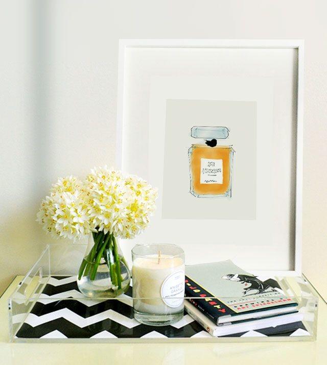 Paper Perfume 2 N5 Chanel Elena Calonje Dec1